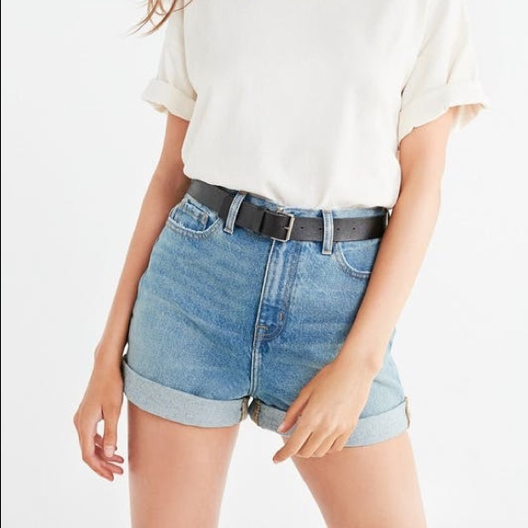 770c32eb103af BDG Shorts | Mom High Rise Denim Short | Poshmark